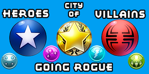 City of Heroes  AT, Faction and Origin icon pack by syrusbLiz