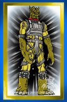 Bossk by CroctopusArt