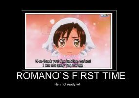 Motivational Romano by hanashize