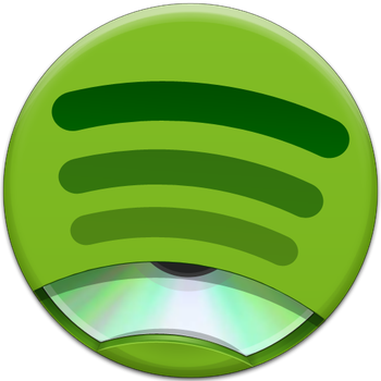 Spotify icon by MrAronsson