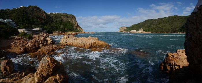 The Knysna Heads by eRality