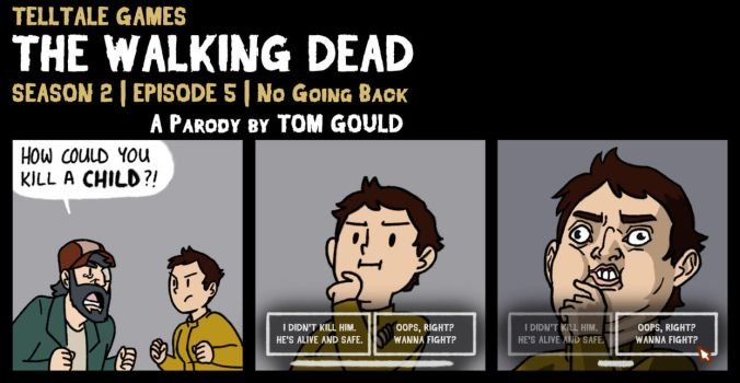 TWD S2E5 | TACTical Genius (SPOILERS) by TheGouldenWay