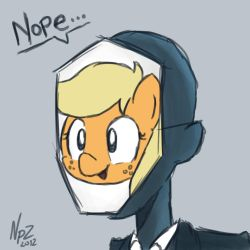 nope.jpg by NoPonyZone