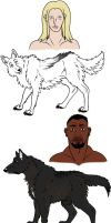 Werewolf Guide - Appearances by Leonca