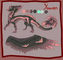 Yauven by Hazelthedragoness