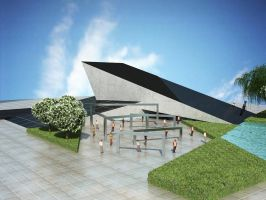 An Student Concept Musium by sayeh-roshan