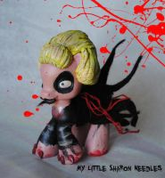 My little Sharon Needles by Tat2ood-Monster