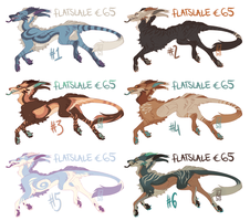 Royal Vernid Adoptables Open FLATSALE by LiLaiRa