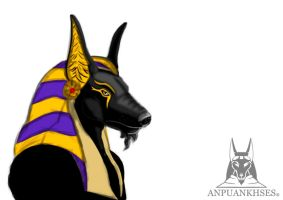 Anubis Doberman Study by Anpuankhses