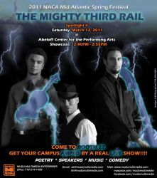 Mighty Third Rail Promo 2011 by nukirk