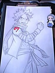 Natsu chapter 451 by revinee