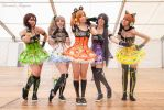 Love Live! School Idol Project Cyber cosplay by Achico-Xion