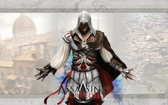 Assassin's Creed wallpaper by Emma2727
