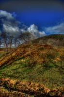 HDR Hill by StiligeCecilie