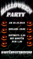 Halloween Party by cleverless