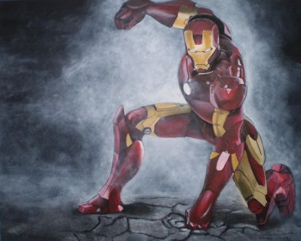 Ironman by SuperSonja