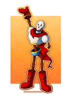 Papyrus - for Keychain by Kerberrage