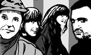 Throbbing Gristle by Jects