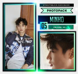 Minho #1 (Shinee) |PHOTOPACK| by WithoutTheLove-Music