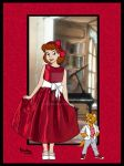 27.Jenny (Model Jenny, Oliver and Company) by Rob32