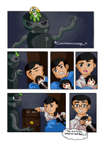 The Voice Stealer Page 8 by AnimeInMyPocket