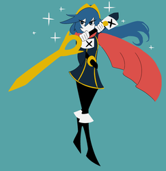 minimal lucina by akairiot
