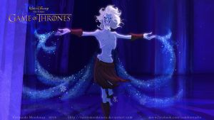 White Walker - Disney GOT Collection by nandomendonssa