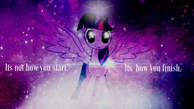 Twilight Sparkle quote by Twilight-Glimmer