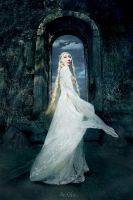 Galadriel, Lady of Lothlorien by JoviClaire