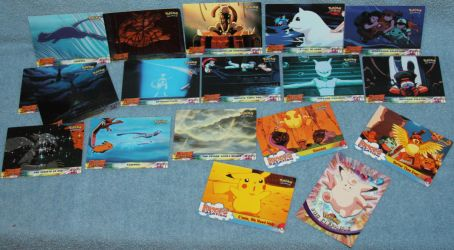 1999 Pokemon Cards - 4Sale- NeedNewHomes-P2c by Lovely-DreamCatcher