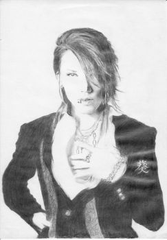 Aoi from Gazette by my-element