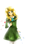 Lets smile for the sake of it by Gameaddict1234