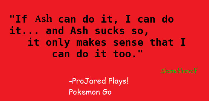 ProJared Meme: Ash Sucks by SpellboundFox