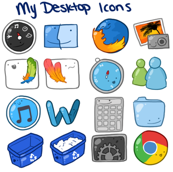 my icons by naida4