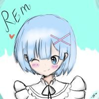 Rem by RuddyFeeD