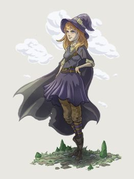 Woodlands Witch by Joudrey