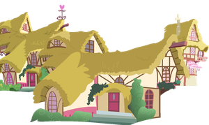 Ponyville House Package by horse14t