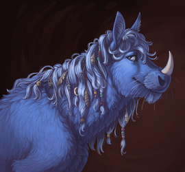 Tugrik Commission by DimeSpin
