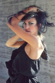 Alessandra Aloisi by laether-mad