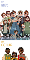 OTGW The Ritual - Families by Cetrece