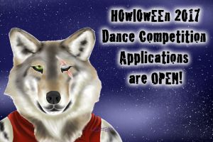 Howloween Dance Competition OPEN! by HowloweenCanada