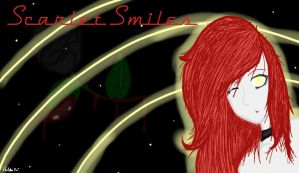 Humanized Scarlet Smiles Background for Alberto by Eky-the-Rat