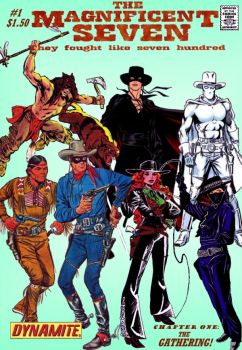 The Magnificent Seven ride again! by Gwhitmore