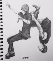 twenty one pilots by princesszoggles