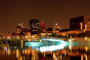 Montreal's Old Port by ObscuraStudio