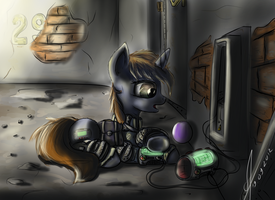 Fallout: Equestria. Chapter 14: SteelHooves by 1Vladislav