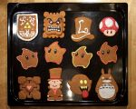Gingerbread cookies by LittleWikis
