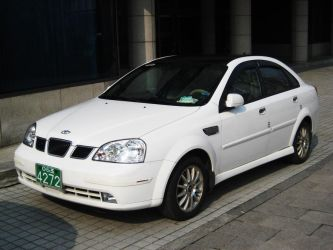 Lacetti with transparent roof? by Kia-Motors