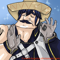 FE:A - Chrom, it's ''just right'' to pepperoni! by Loustica
