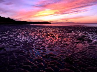 Multicolour Sky by Lisa-Downing
